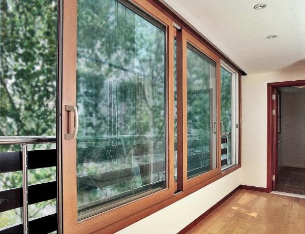 Окна-купе: преимущества оконной конструкции