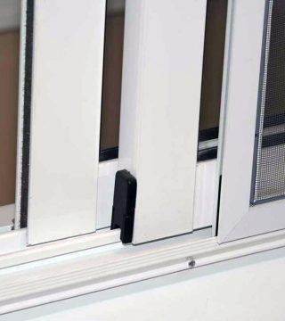Москитные сетки на раздвижные алюминиевые окна SLID/50
