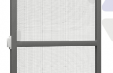 Балконная москитная сетка 25 мм